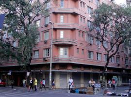 Estoril Hotel, hotel near Central Station, Belo Horizonte