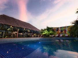 The Espiritu, hotel in Luganville