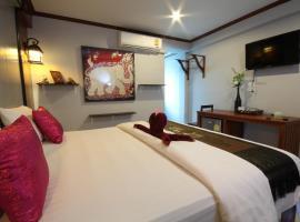 TR Guesthouse, resort village in Sukhothai