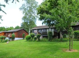 La Boverie, cabin in Rendeux