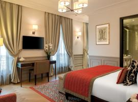 La Clef Tour Eiffel Paris by The Crest Collection, hotel near Eiffel Tower, Paris