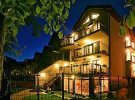 Apartamenty Tęcza, hotel near Zdrojowy Park, Świnoujście