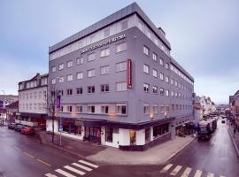 Clarion Collection Hotel Astoria, hotell i nærheten av Hunderfossen familiepark på Hamar