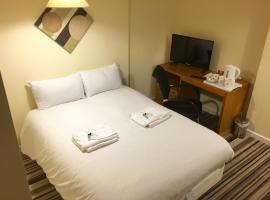 Ebers Hotel, hôtel à Nottingham
