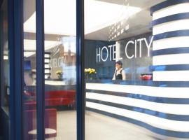 Hotel City Locarno, Hotel in Locarno