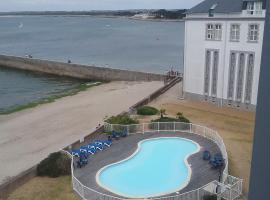 Le Croisic Face Mer, hôtel au Croisic