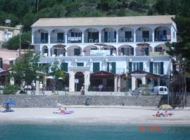 Hotel Apollon, hôtel à Paleokastritsa