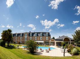 Alysson Hôtel, hôtel à Oloron-Sainte-Marie