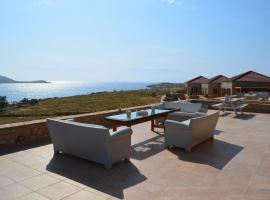 Villa Aristoteles, hotell i Chalki