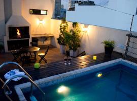 Piccaluga Apartments, apart-hotel em Buenos Aires