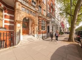Astor Hyde Park Hostel, hostel in London