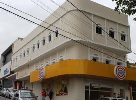 Hotel Reobot Center, hotel in Garanhuns