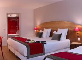 HÔTEL C SUITES**** chambres spacieuses, séjours thématiques, отель в Ниме
