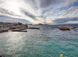Cabanon de Malmousque, maison de vacances à Marseille
