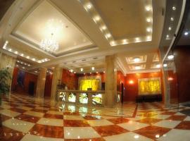 Hotel Mir, hotel in Rivne