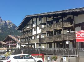 Appartamento Buffaure, hotel in Pozza di Fassa