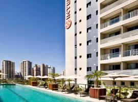 Intercity Brasilia Led Aguas Claras, pet-friendly hotel in Taguatinga