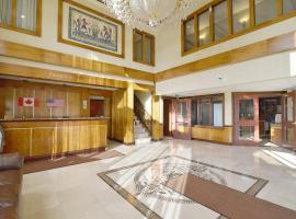 Woodbine Hotel & Suites, hotel near Toronto Pearson International Airport - YYZ,