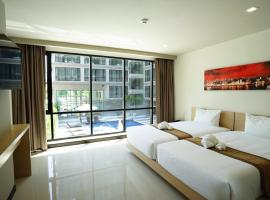 Beston Pattaya, отель в городе Южная Паттайя