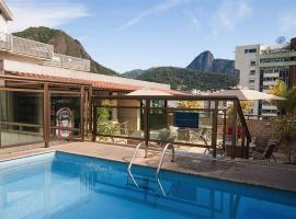 マール パレス コパカバーナ ホテル、リオデジャネイロ、コパカバーナのホテル
