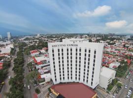 Hotel Ejecutivo Express, hotel in Guadalajara