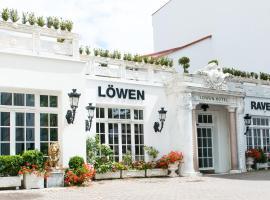 Löwen Hotel, hotel near Klassikstadt, Offenbach