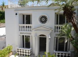 Muta House, accessible hotel in Sorrento