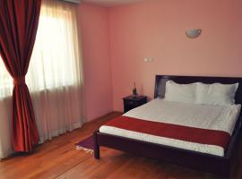 Hotel Satelit Kumanovo, hotel in Kumanovo