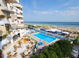 Hotel Bellevue, hotel in Pesaro