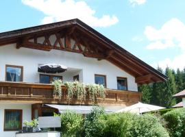 Appartement Auckenthaler, self catering accommodation in Ehrwald