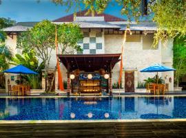 Best Western Kuta Villa, hotel near Kuta Center, Kuta