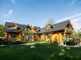 Villa Buky, privát v Tatranskej Lomnici