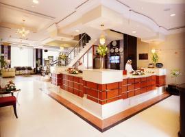 Jewar Al Saqefah Hotel, hotel perto de Mazaya Mall, Medina