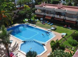 Apartment La Paz, hotel cerca de Jardines botánicos, Puerto de la Cruz