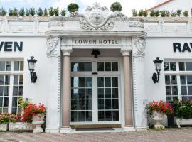 Ravel International, hotel in Offenbach