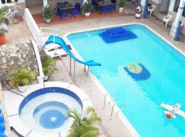 Hotel Villa del Rosario, hotel en Melgar