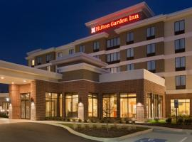 Hilton Garden Inn Pittsburgh Airport South-Robinson Mall, hotel near Pittsburgh International Airport - PIT, Robinson Township