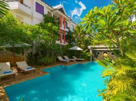 Primefold Hotel, hotel in Siem Reap