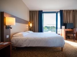 Brit Hotel Saint Malo – Le Transat, hotel in Saint Malo
