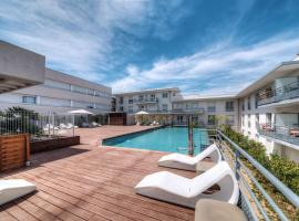 Zenitude Hôtel-Résidences Le Maestria, pet-friendly hotel in Antibes