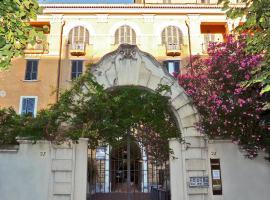 Palma Residences In Rome, hotel em Roma