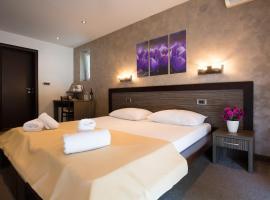 Villa Mystique: Belgrad'da bir Oda ve Kahvaltı
