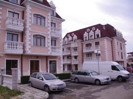 Hotel Aristokrat, отель в Обзоре