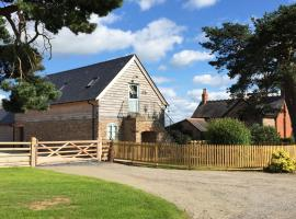 The Barn - Nr Bromyard, hotel near Hampton Court Castle & Gardens, Bromyard