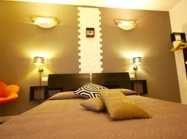 Park 20 Guesthouse, guest house in Olbia