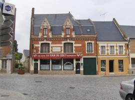 La Tour de Crecy, hotel in Crécy-sur-Serre