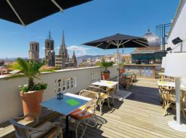 Boutique Hotel H10 Montcada, hotel with jacuzzis in Barcelona