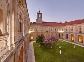 Eurostars Monumento Monasterio de San Clodio Hotel & Spa, hotel en Leiro