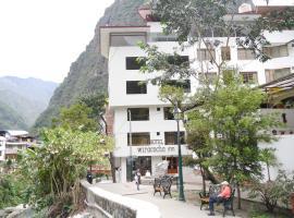 Hotel Wiracocha Inn, hotel en Machu Picchu