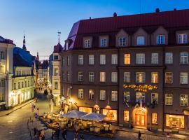 Savoy Boutique Hotel, отель в Таллине